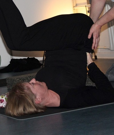 Hatha / Yin Yoga  Blid yoga for +50 år